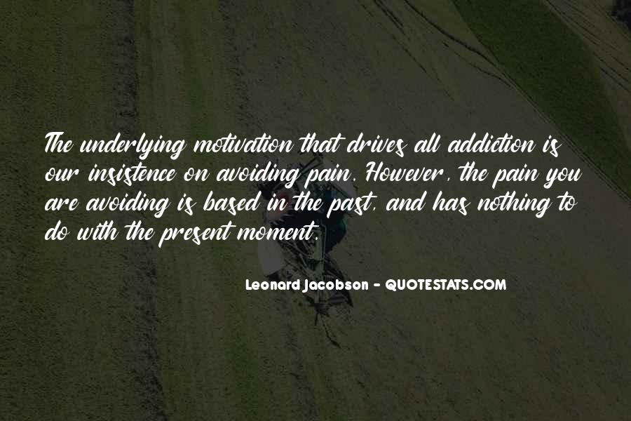 Leonard Jacobson Quotes #1458692