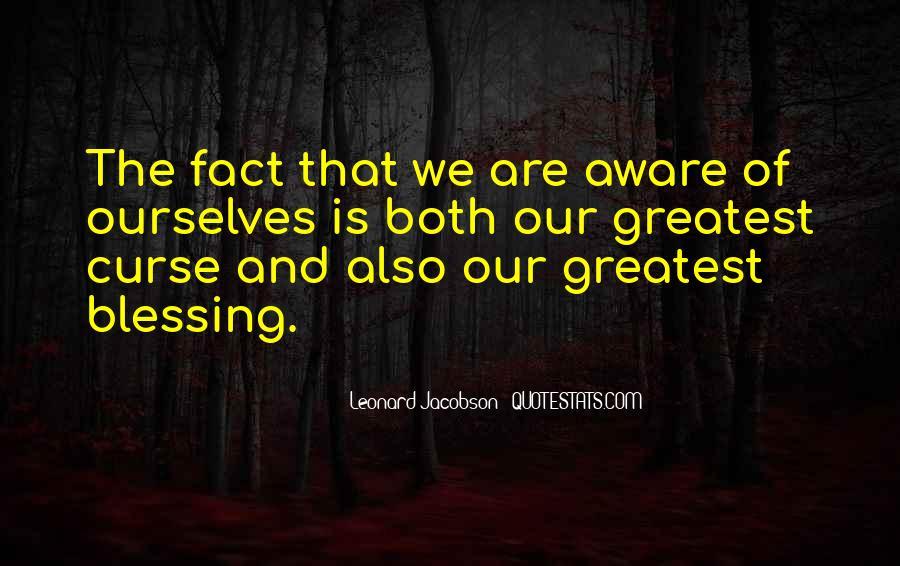 Leonard Jacobson Quotes #1565901