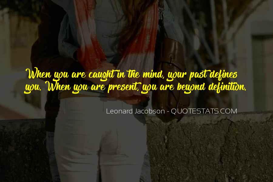 Leonard Jacobson Quotes #1617995