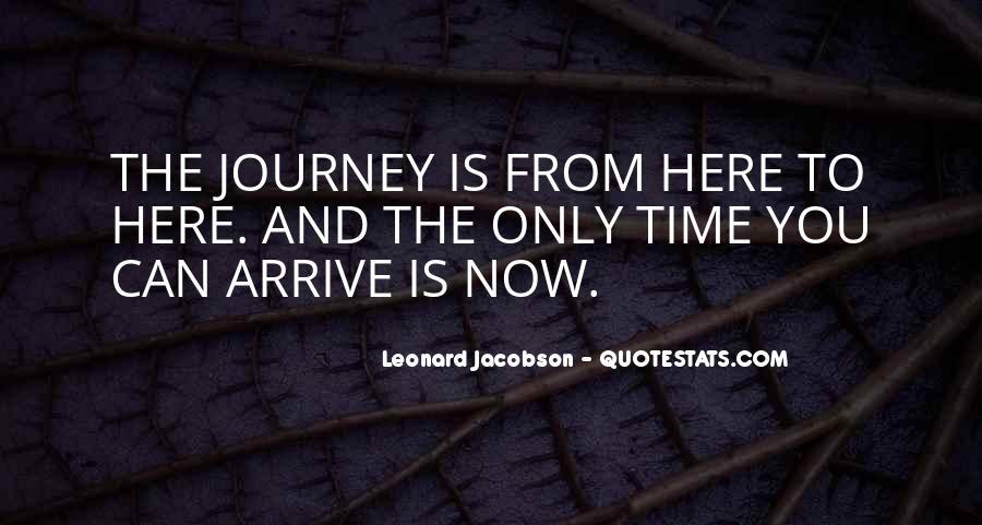 Leonard Jacobson Quotes #1665842