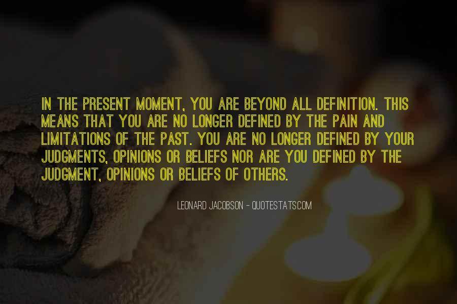 Leonard Jacobson Quotes #1667201