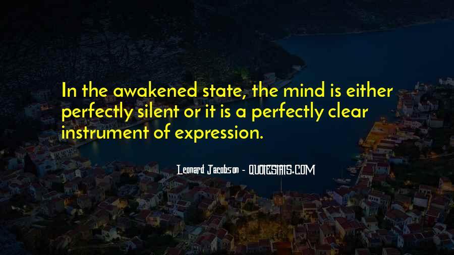 Leonard Jacobson Quotes #1711707