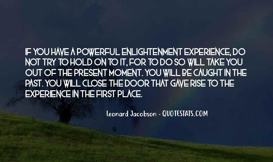 Leonard Jacobson Quotes #1855776