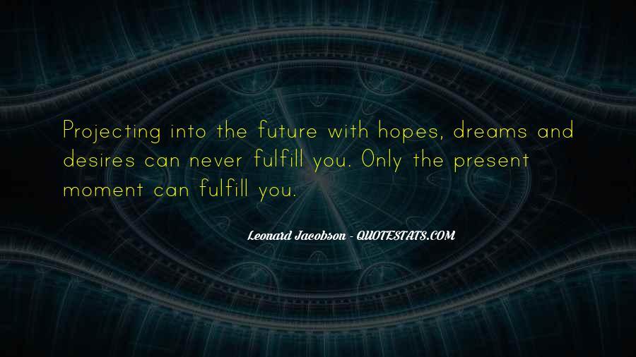 Leonard Jacobson Quotes #215237