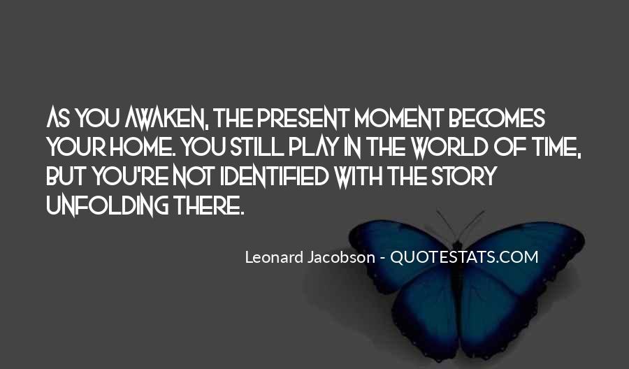 Leonard Jacobson Quotes #501358