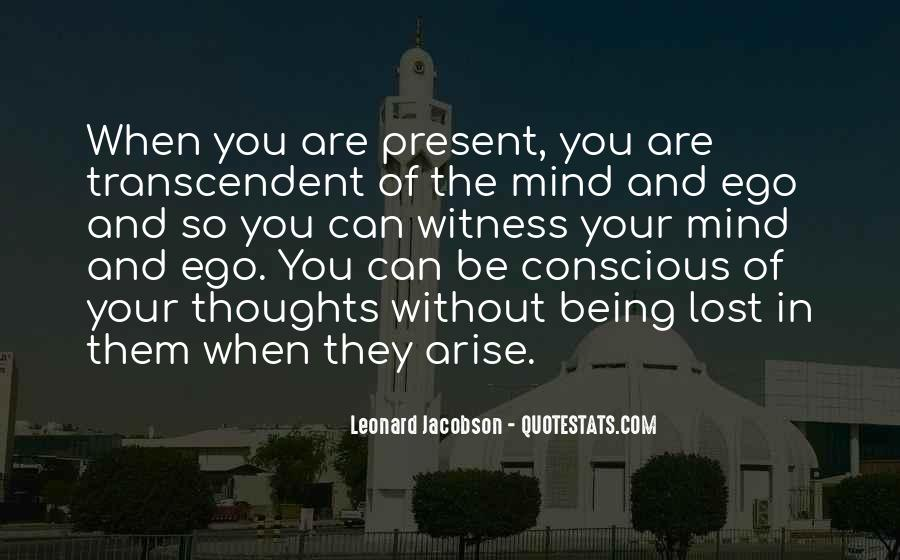 Leonard Jacobson Quotes #641824