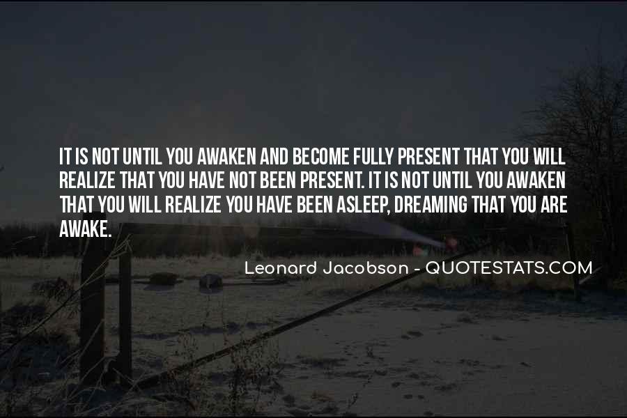 Leonard Jacobson Quotes #704630