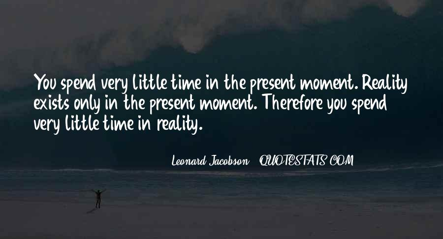Leonard Jacobson Quotes #797360