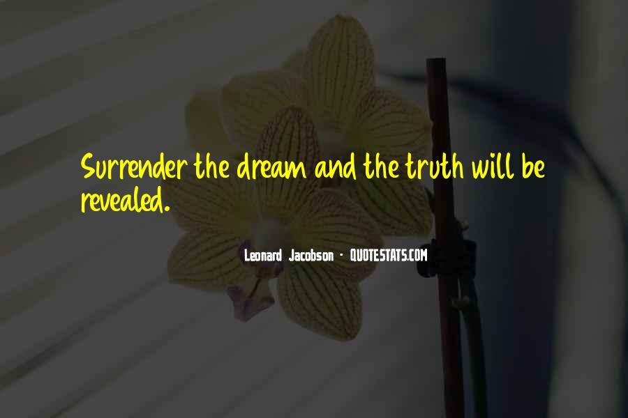 Leonard Jacobson Quotes #98689