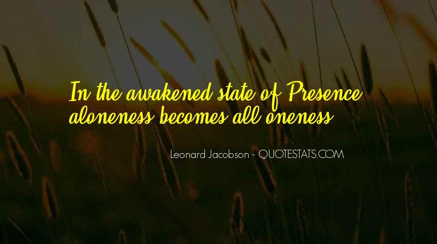 Leonard Jacobson Quotes #993577