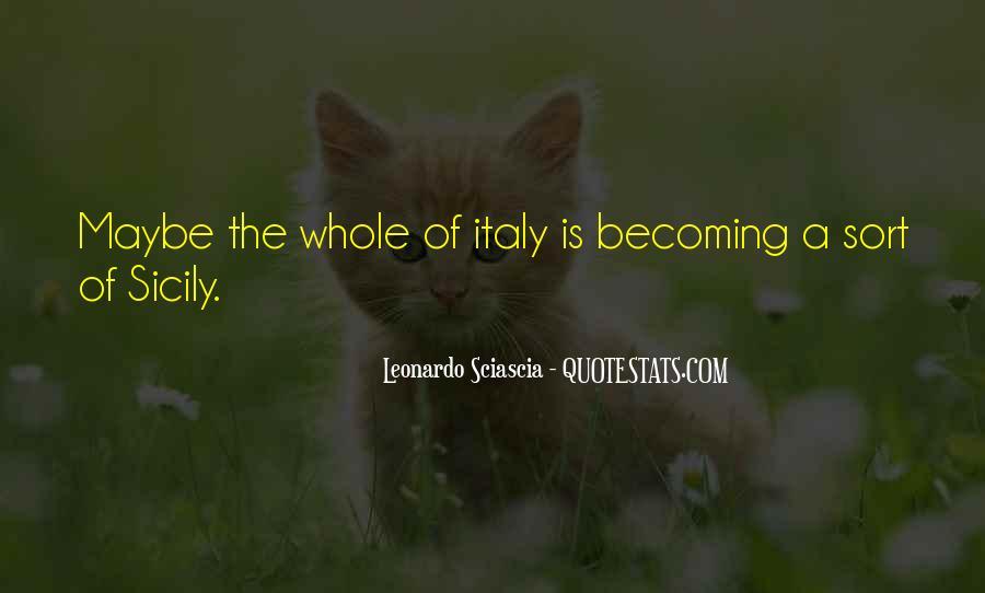Leonardo Sciascia Quotes #1354223