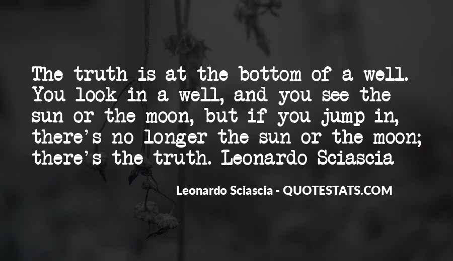 Leonardo Sciascia Quotes #597844