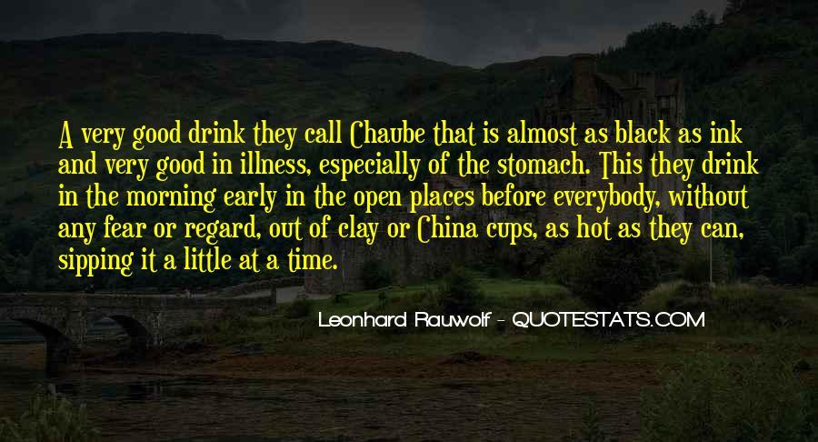 Leonhard Rauwolf Quotes #1519777