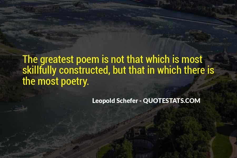 Leopold Schefer Quotes #1091283
