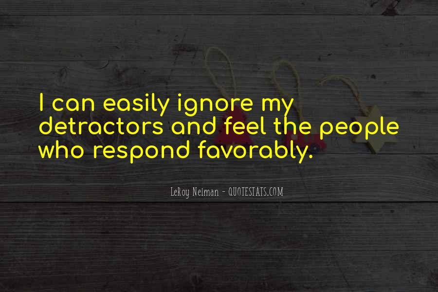 LeRoy Neiman Quotes #1108136