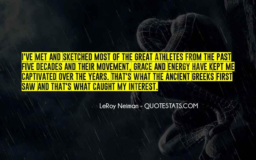 LeRoy Neiman Quotes #261694