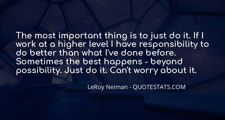 LeRoy Neiman Quotes #590893