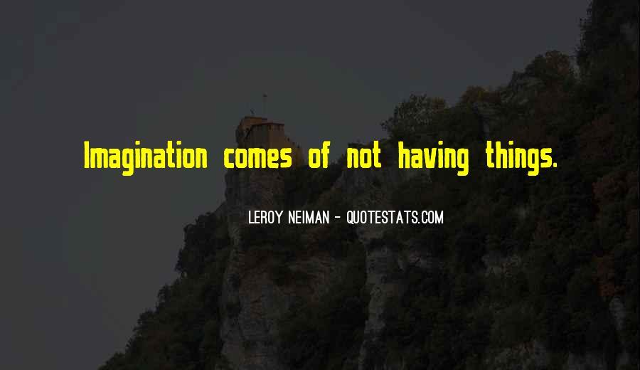 LeRoy Neiman Quotes #623270