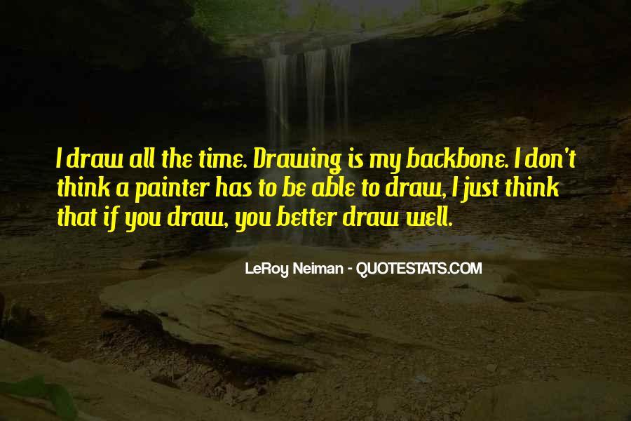 LeRoy Neiman Quotes #623330