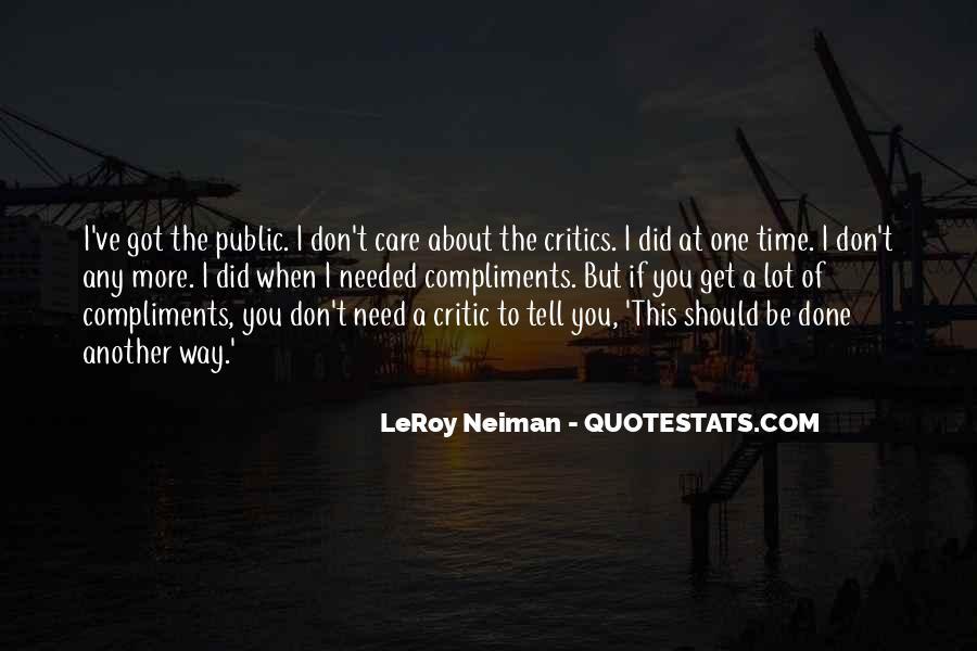 LeRoy Neiman Quotes #819315