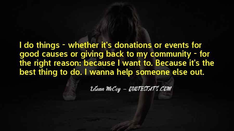 LeSean McCoy Quotes #126636