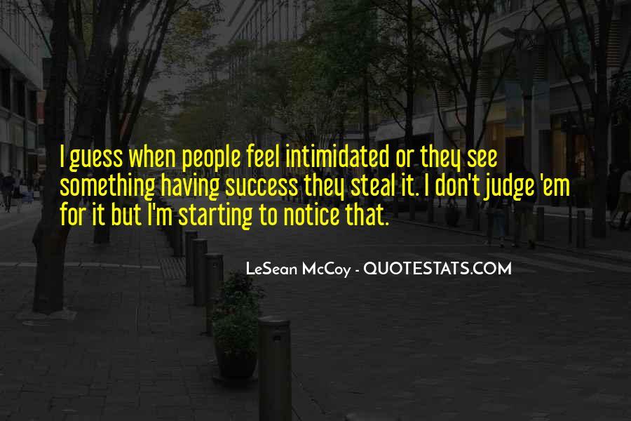 LeSean McCoy Quotes #1580586