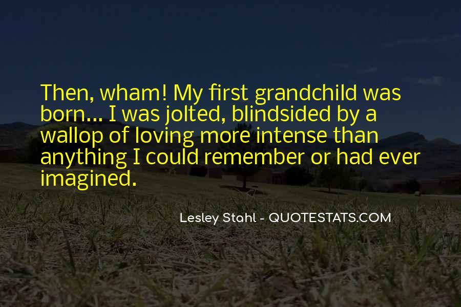 Lesley Stahl Quotes #1493149