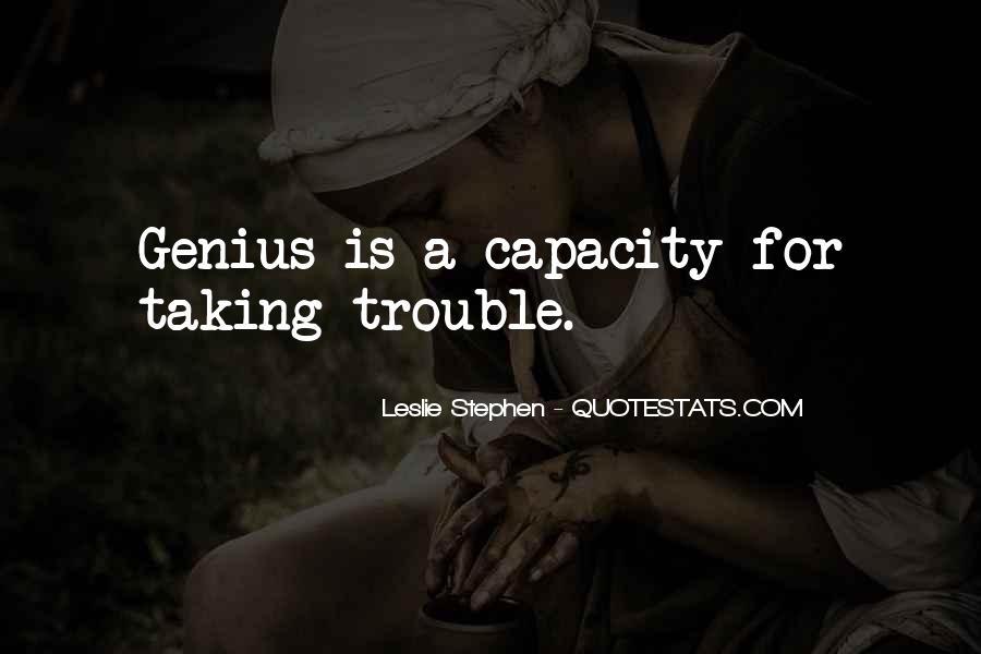 Leslie Stephen Quotes #1184812