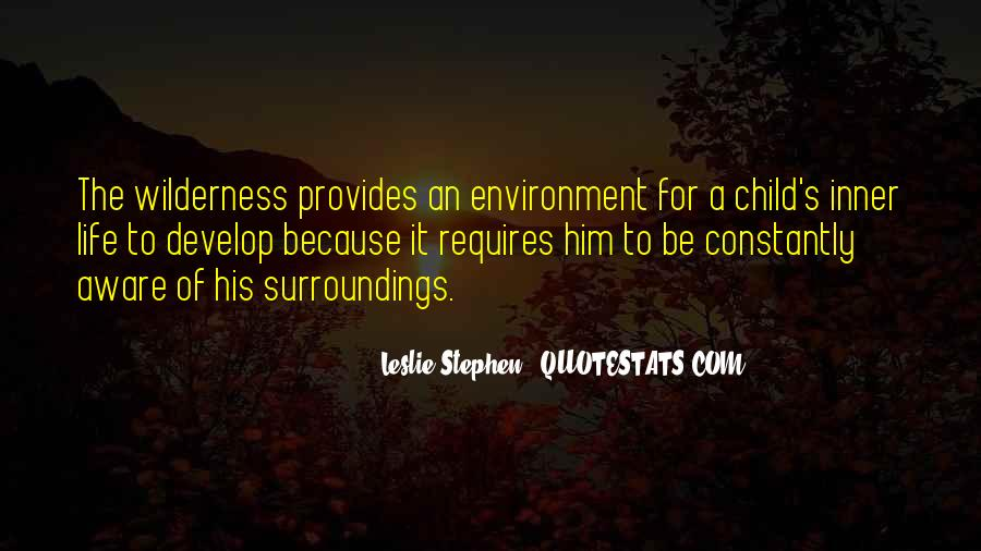 Leslie Stephen Quotes #1530655