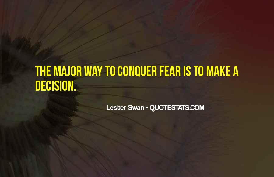 Lester Swan Quotes #1525552