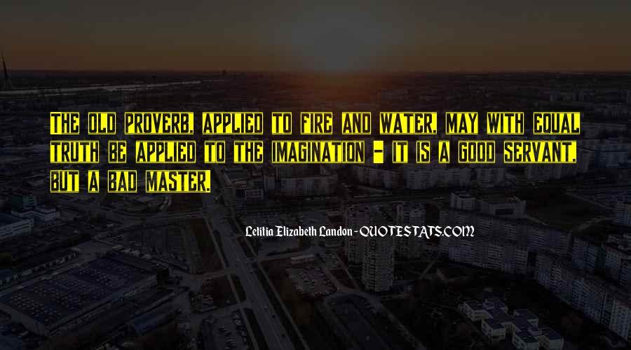 Letitia Elizabeth Landon Quotes #1262951