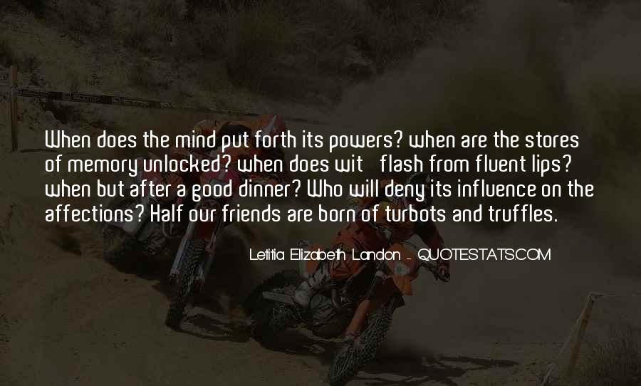 Letitia Elizabeth Landon Quotes #1284206