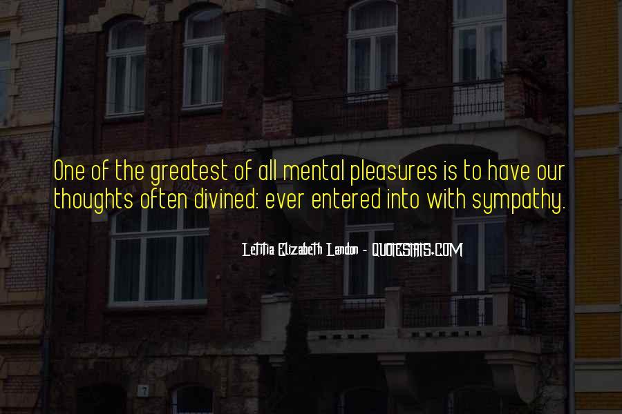 Letitia Elizabeth Landon Quotes #1367035