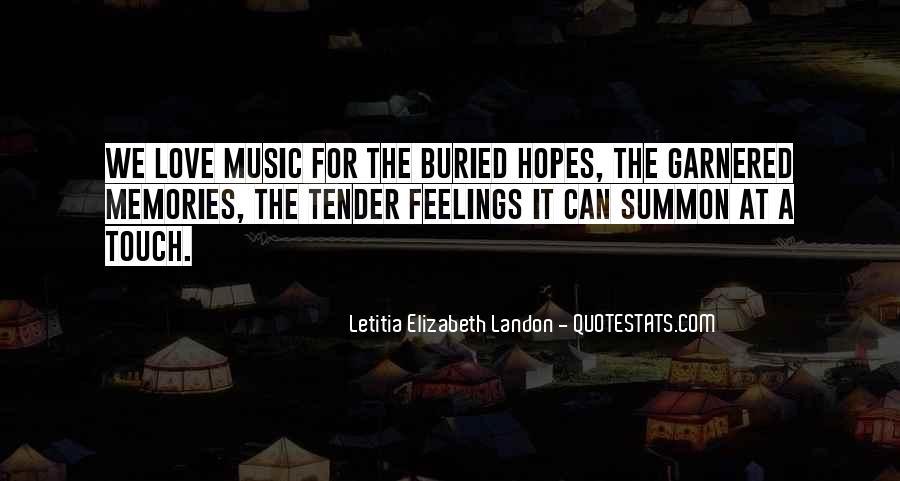 Letitia Elizabeth Landon Quotes #1376436