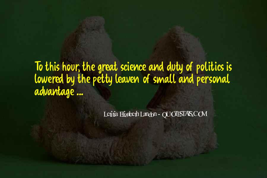 Letitia Elizabeth Landon Quotes #1425143
