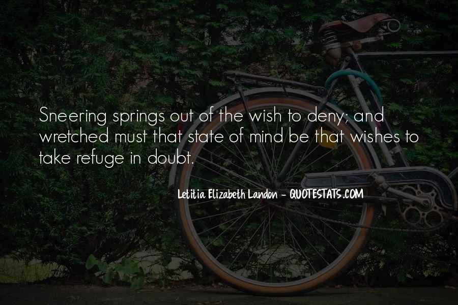 Letitia Elizabeth Landon Quotes #1445068