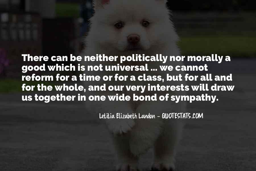 Letitia Elizabeth Landon Quotes #1502524