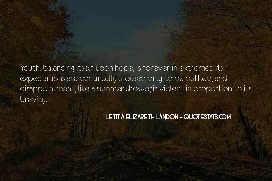 Letitia Elizabeth Landon Quotes #1635696