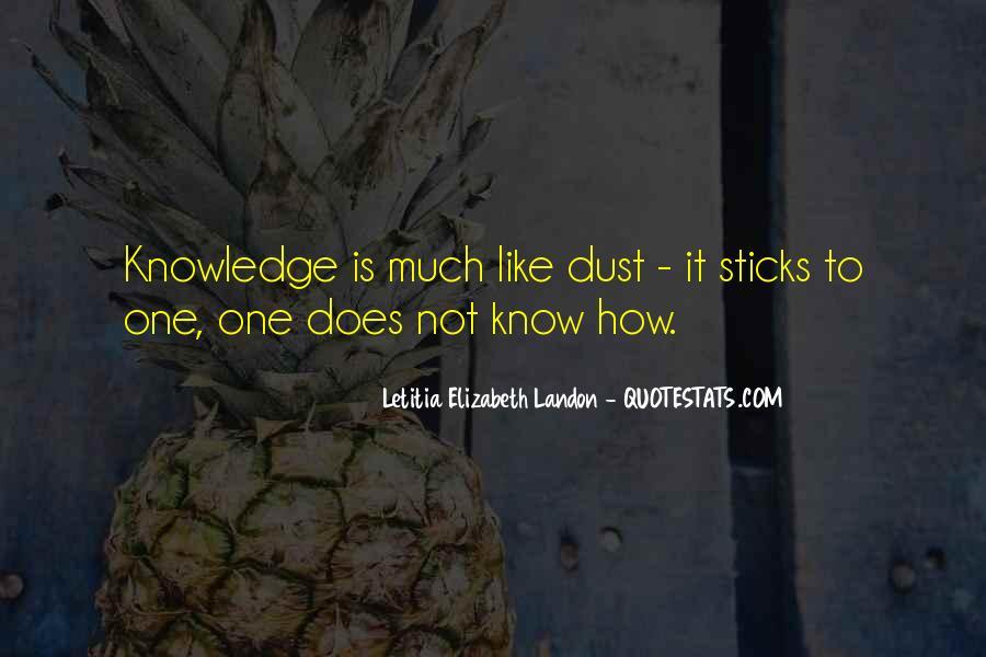 Letitia Elizabeth Landon Quotes #1656159