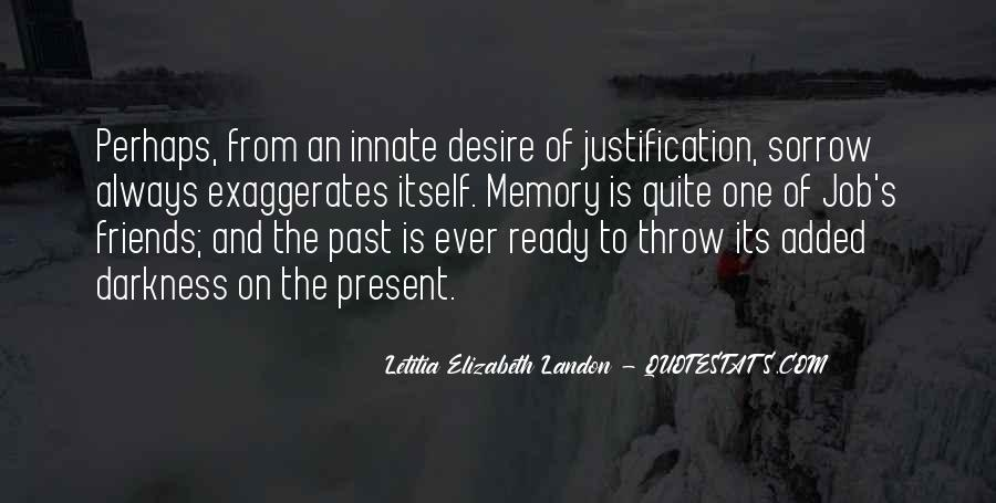 Letitia Elizabeth Landon Quotes #1698004