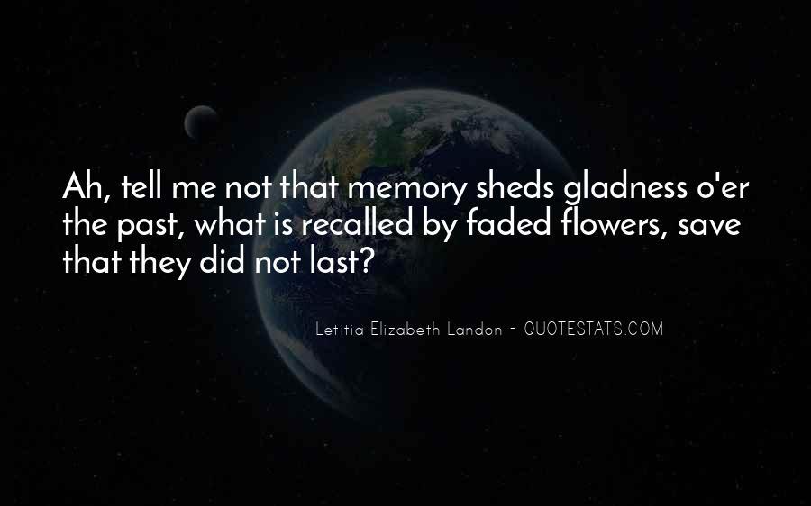 Letitia Elizabeth Landon Quotes #1851462