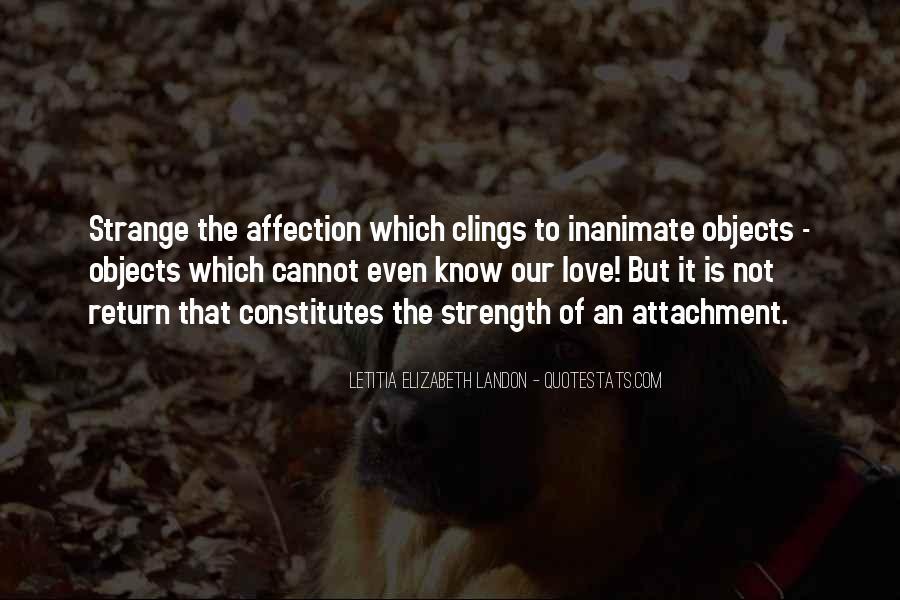 Letitia Elizabeth Landon Quotes #292628