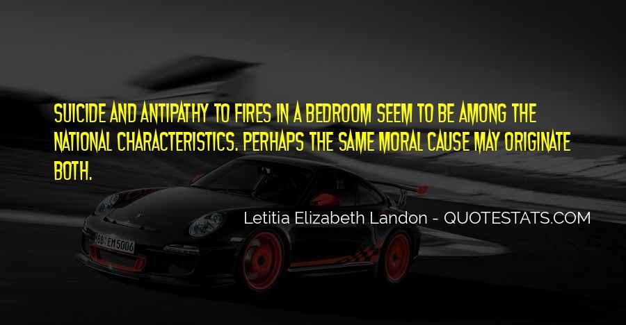 Letitia Elizabeth Landon Quotes #373881