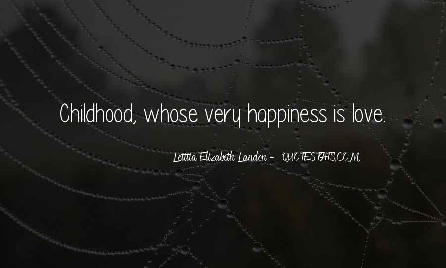 Letitia Elizabeth Landon Quotes #457370
