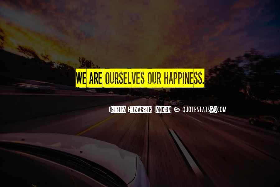 Letitia Elizabeth Landon Quotes #478163