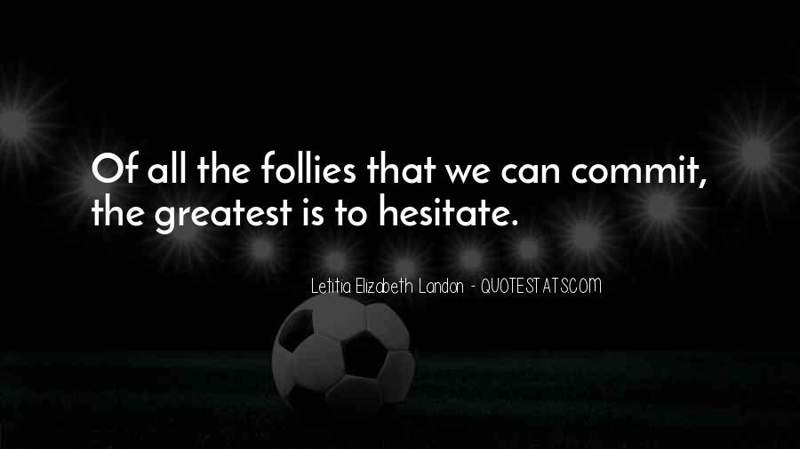 Letitia Elizabeth Landon Quotes #562048