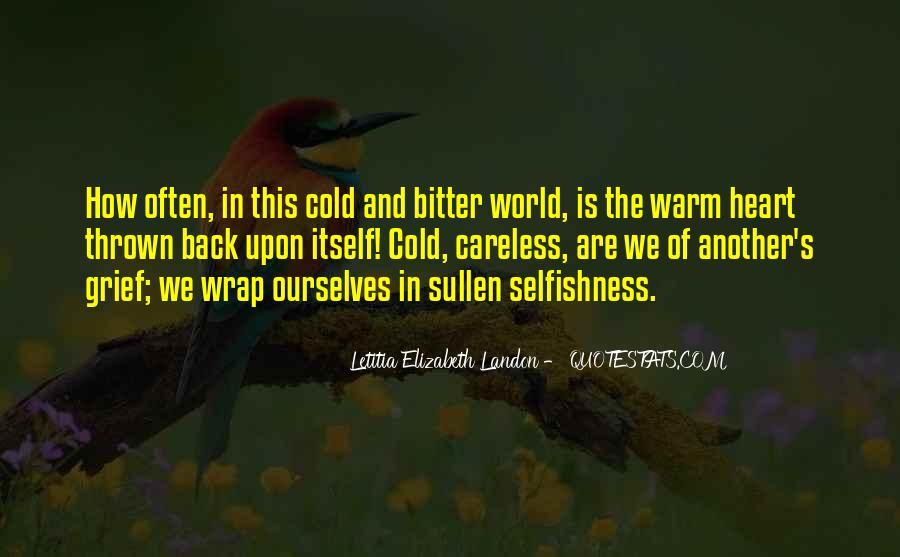 Letitia Elizabeth Landon Quotes #64965