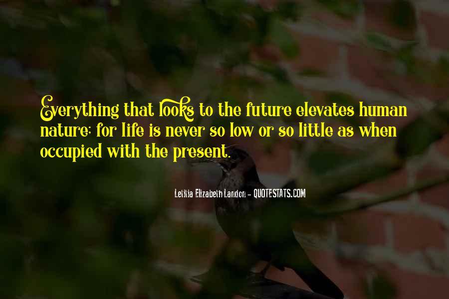 Letitia Elizabeth Landon Quotes #798833