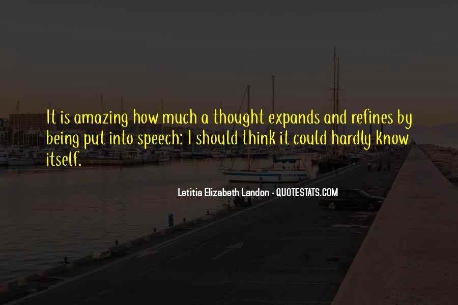 Letitia Elizabeth Landon Quotes #928795