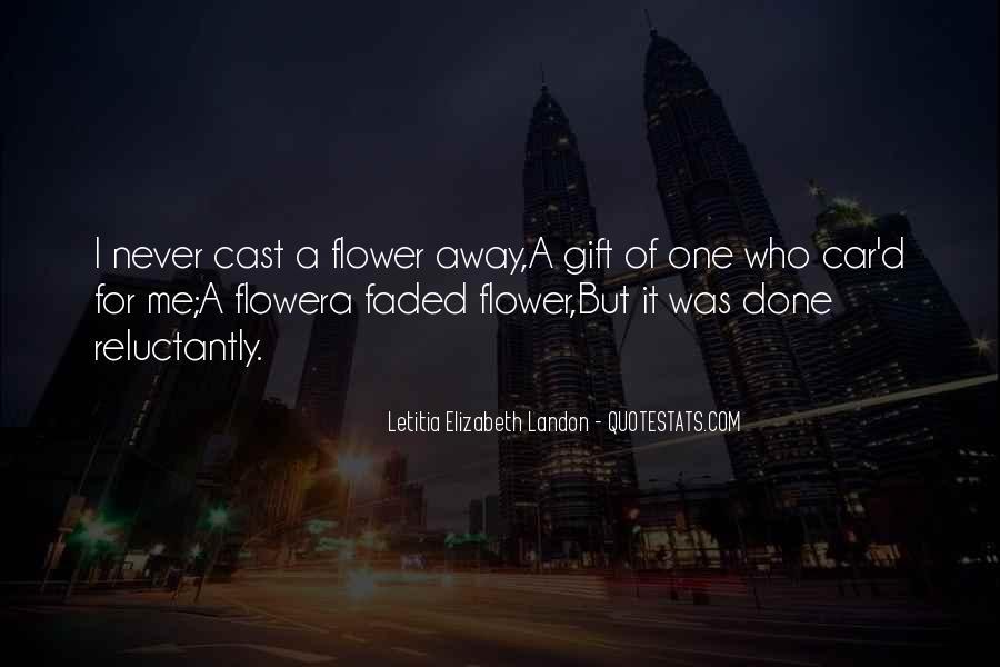 Letitia Elizabeth Landon Quotes #979722